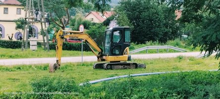 Budowa sieci wodociągowej w m. Wielopole Skrzyńskie o dł. 1,5 km