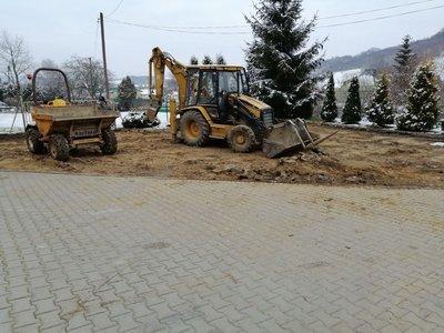 Utworzenie ogólnodostępnego obiektu                                  w Wielopolu Skrzyńskim służącego promocji i dystrybucji produktów i usług lokalnych