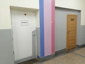 Prace remontowe w Szkole Podstawowej im. Św. Jana Pawła II w Gliniku