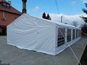 Utworzenie ogólnodostępnego obiektu w Wielopolu Skrzyńskim służącego promocji i dystrybucji produktów i usług lokalnych – dostawa wyposażenia