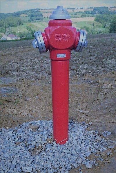 Rozbudowa sieci wodociągowej w m. Glinik (przysiółek Krzemienica)