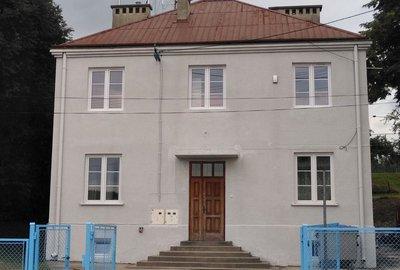 Adaptacja i zmiana sposobu użytkowania części budynku komunalnego nr 259  w Wielopolu Skrzyńskim na potrzeby SOR