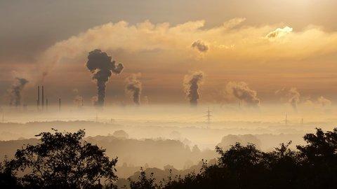 Skutki zanieczyszczenia atmosfery