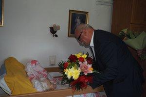 Jubileusz 100-lecia urodzin Pani Anny Sypień z Nawsia - 4.jpg