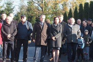 oddanie do użytku przebudowanej drogi gminnej Glinik - Łysa Góra - Mała - 1013320.jpg