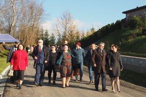 oddanie do użytku przebudowanej drogi gminnej Glinik - Łysa Góra - Mała - 1013340.jpg