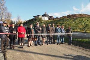 oddanie do użytku przebudowanej drogi gminnej Glinik - Łysa Góra - Mała - 1013343.jpg