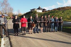 oddanie do użytku przebudowanej drogi gminnej Glinik - Łysa Góra - Mała - 1013345.jpg