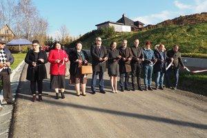 oddanie do użytku przebudowanej drogi gminnej Glinik - Łysa Góra - Mała - 1013348.jpg