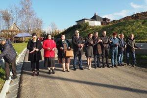 oddanie do użytku przebudowanej drogi gminnej Glinik - Łysa Góra - Mała - 1013350.jpg