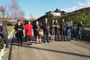 oddanie do użytku przebudowanej drogi gminnej Glinik - Łysa Góra - Mała - 1013351.jpg