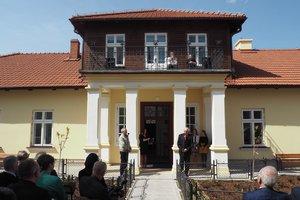 Otwarcie KANTORÓWKI ośrodka Dokumentacji i Historii Regionu Muzeum Tadeusza Kantora - 201802714_0052.jpg