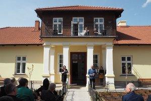 Otwarcie KANTORÓWKI ośrodka Dokumentacji i Historii Regionu Muzeum Tadeusza Kantora - 201802714_0054.jpg