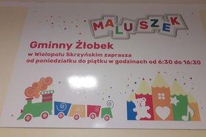 """Otwarcie Gminnego Żłobka """"Maluszek"""" w Wielopolu Skrzyńskim - 120540.jpg"""