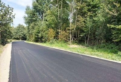 Przebudowa drogi gminnej Brzeziny – Bukowina – Mała