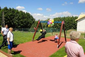 Plac zabaw w Broniszowie - dsc09227.jpg