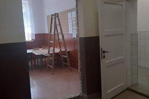W tarkcie realizacji prac remontowych - 2006.jpeg