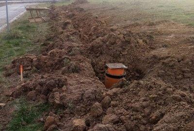 Rozbudowa sieci kanalizacji sanitarnej z przyłączami dla działek budowlanych na osiedlu Podliwek