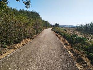 Modernizacja drogi dojazdowej do gruntów rolnych Fogry Brzeziny na Dziok Kalander