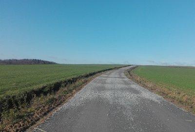 Przebudowa drogi Gminnej Brzeziny Zalas Stasika Etap II