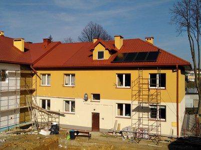 Rozbudowa Warsztatów Terapii Zajęciowej w Wielopolu Skrzyńskim