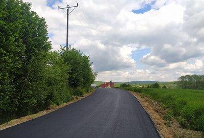 Modernizacja drogi dojazdowej do gruntów rolnych Wielopole - Konice pod masarnią - etap 2