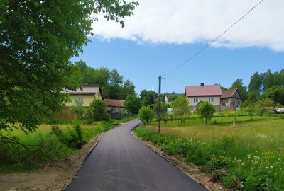 Modernizacja drogi gminnej Nawsie na Stawarza