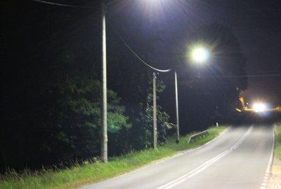 Budowa oświetlenia ulicznego w m. Wielopole Skrzyńskie zasilanego ze stacji  TRAFO 13