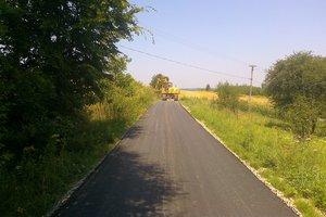 Droga w trakcie przebudowy - zdjecie0026.jpg