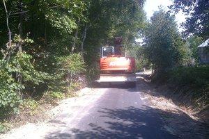 Droga w trakcie przebudowy - zdjecie0035.jpg