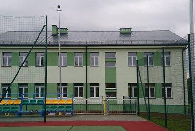 Termomodernizacja budynku Szkoły Podstawowej im. Prof. Karola Olszewskiego w Broniszowie