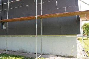 Inwestycja w trakcie realizacji (I Etap): ściany budynku - elewacja - 20170612_007.jpg
