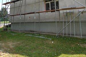 Inwestycja w trakcie realizacji (I Etap): ściany budynku - elewacja - 20170614_002.jpg