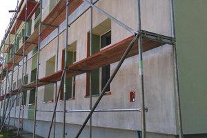 Inwestycja w trakcie realizacji (I Etap): ściany budynku - elewacja - 20170620_006.jpg
