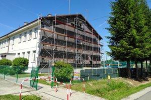 Inwestycja w trakcie realizacji (I Etap): ściany budynku - elewacja - 20170620_018.jpg