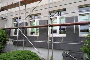 Inwestycja w trakcie realizacji (I Etap): ściany budynku - elewacja - 20170629_017.jpg