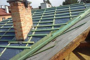 Inwestycja w trakcie realizacji: prace związane z wymianą pokrycia dachowego i ociepleniem stropu - 20170635_023.jpg