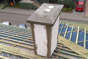 Inwestycja w trakcie realizacji: prace związane z wymianą pokrycia dachowego i ociepleniem stropu - 20170908_0001.jpg