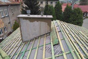 Inwestycja w trakcie realizacji: prace związane z wymianą pokrycia dachowego i ociepleniem stropu - 20170908_0007.jpg