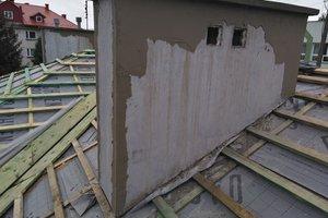 Inwestycja w trakcie realizacji: prace związane z wymianą pokrycia dachowego i ociepleniem stropu - 20170908_0009.jpg