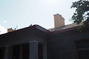 Inwestycja w trakcie realizacji: prace związane z wymianą pokrycia dachowego i ociepleniem stropu - 20170913_0005.jpg
