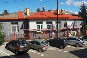 Inwestycja w trakcie realizacji: prace związane z wymianą pokrycia dachowego i ociepleniem stropu - 20170913_0007.jpg
