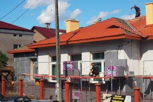 Inwestycja w trakcie realizacji: prace związane z wymianą pokrycia dachowego i ociepleniem stropu - 20170913_0010.jpg