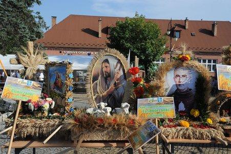 Święto Plonów w Gminie Wielopole Skrzyńskie