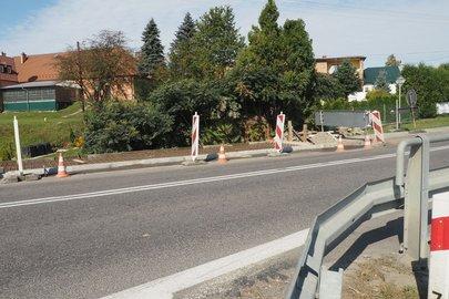 Poprawa bezpieczeństwa na drodze wojewódzkiej nr 986 Tuszyma - Ropczyce - Wiśniowa polegająca na budowie wspornika na potoku Liwek w Wielopolu Skrzyńskim