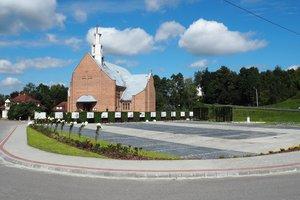 Kulturowe zagospodarowanie centrum wsi Nawsie