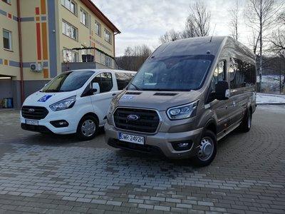 Zakup pojazdów dostosowanych do przewozu osób niepełnosprawnych