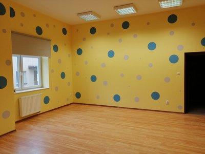Przystosowanie pomieszczeń dotychczasowego Przedszkola Krasnala Hałabały na  potrzeby żłobka wraz z dostawą wyposażenia