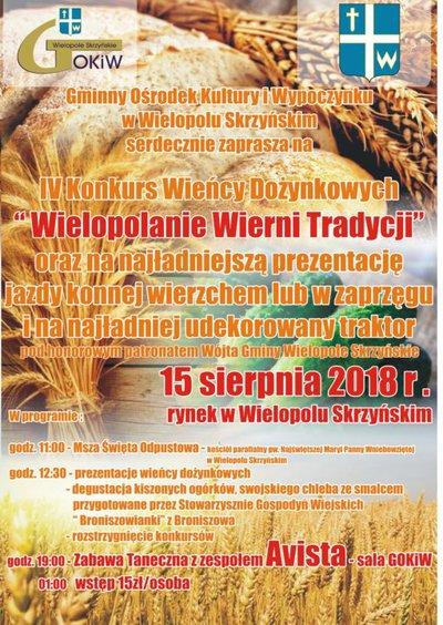 Tradycyjny Odpust Wielopolski 2018