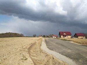 Przebudowa drogi Wielopole - Granice - Etap II